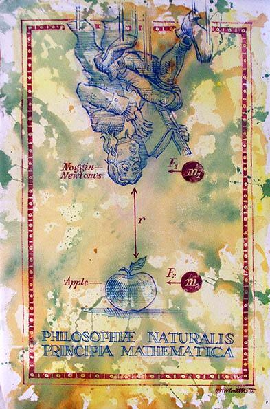Philosophae Naturalis Principia Mathematica