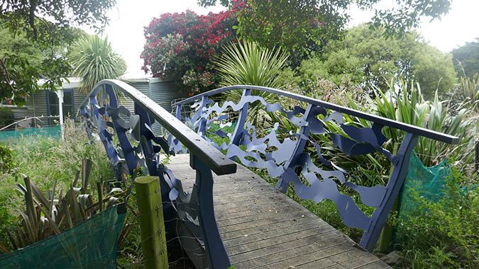 Blue Kelp Bridge