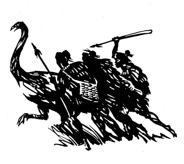 Moa-hunters